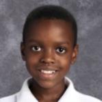 Andrew K     -5th Grade